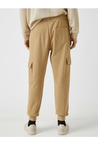 Koton Pamuklu Jogger Pantolon