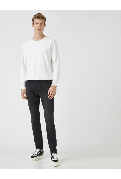 Koton Justin Super Skinny Fit Jean Pantolon