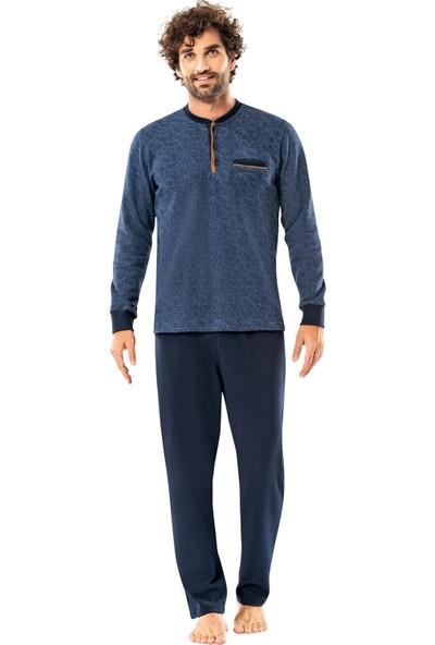Erdem İç Giyim Erkek Kışlık Pijama Takımı