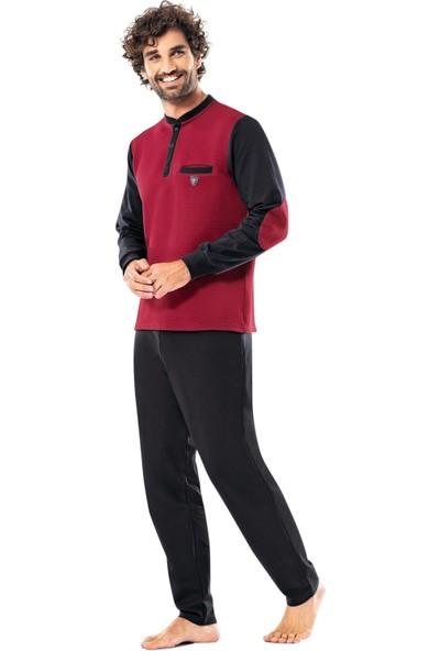 Erdem İç Giyim Erkek Selanik Kışlık Pijama Takımı