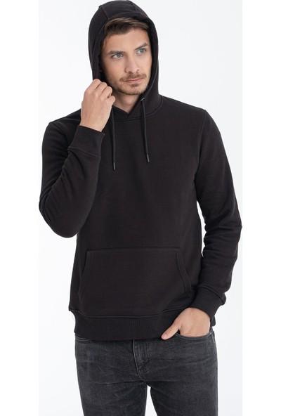 Erdem İç Giyim Weweus Unisex 3 Iplik Kapşonlu Üst