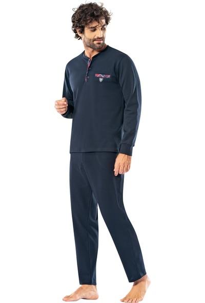 Erdem İç Giyim Damatlık Kışlık Pijama Takımı