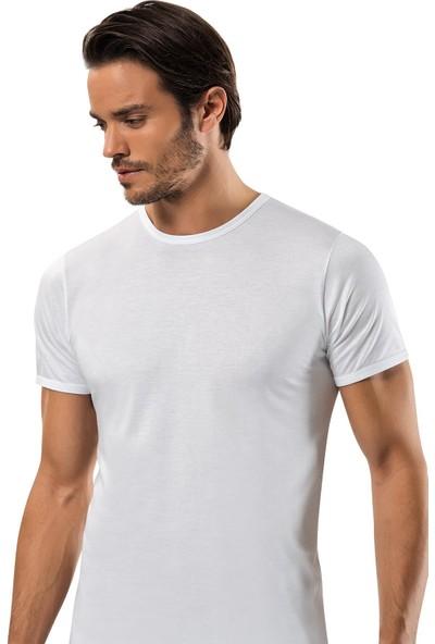 Erdem İç Giyim Modal 0 Yaka T-Shirt