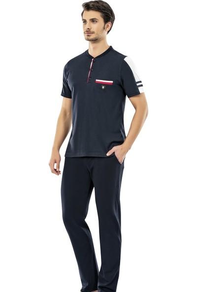 Erdem İç Giyim Erkek Yazlık Pijama Takımı