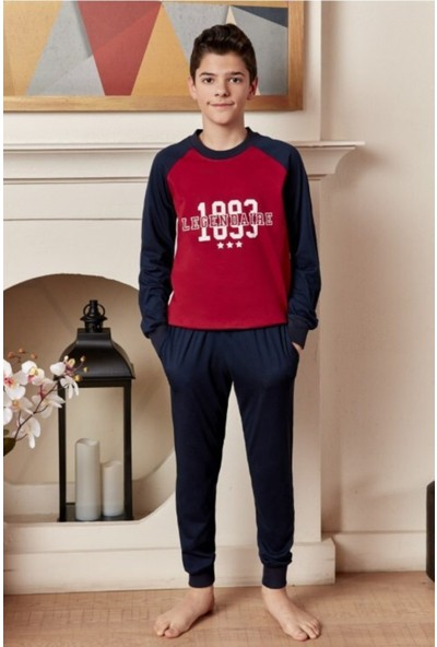 Mecit Garson Pijama Takim 4018
