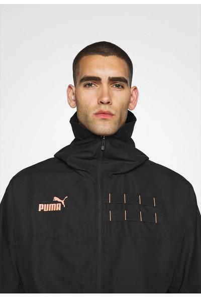 Puma Casuls Parka Günlük Kullanım Unisex Siyah - 65685301