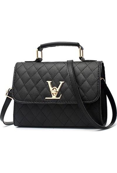 Sirui Yahan Premium Askılı Kadın El Çantası Siyah