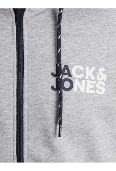 Jack & Jones Jjbo Sweat Zıp Hood