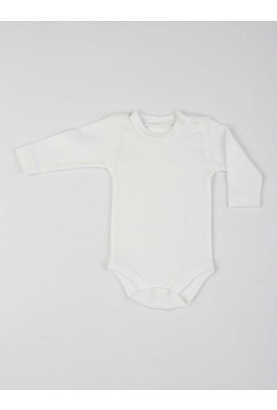 Modakids Gri Erkek Bebek 5 li Zıbın Takım