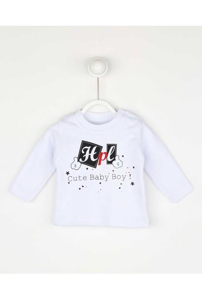 Modakids Lacivert Mevsimlik Erkek Bebek Yelekli Takım