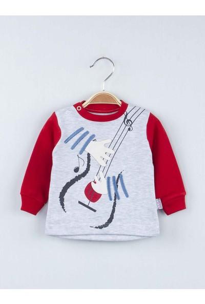 Modakids Kırmızı Mevsimlik Erkek Bebek 2 li Takım