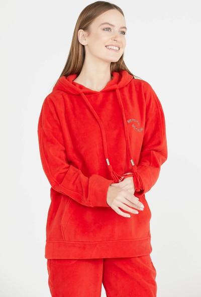 Sementa Polar Eşofman Takımı - Kırmızı