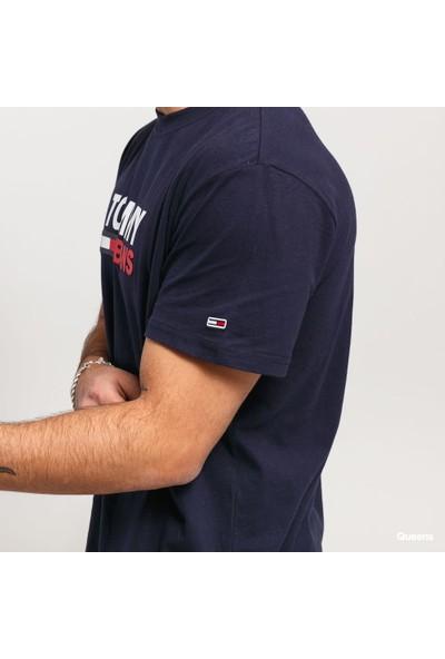 Tommy Hilfiger Dm0Dm07843.C87 Erkek T-Shirt