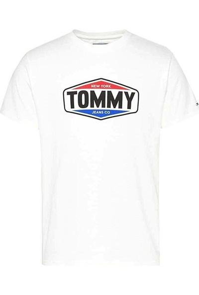 Tommy Hilfiger Dm0Dm08672.Ybr Erkek T-Shirt