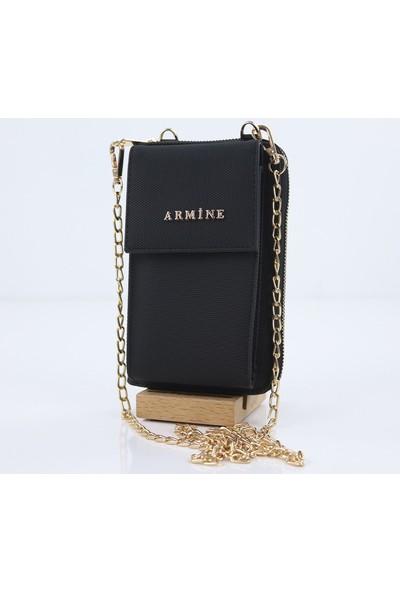 Armine El Çantası 21YD7012-05 Siyah