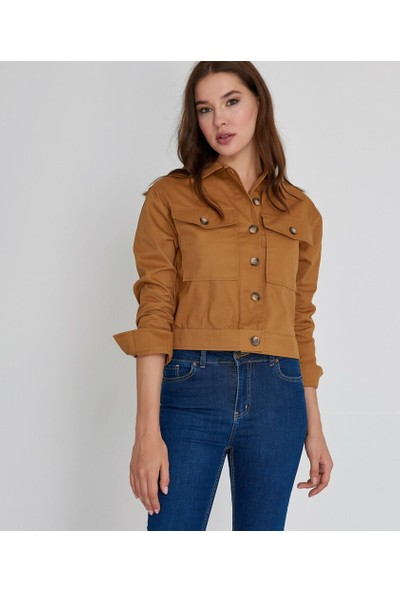 Şamdan Kadın Taba Ceket