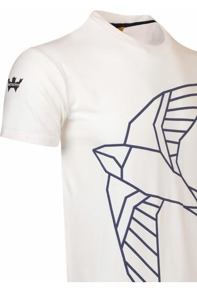 The Wild Walking Erkek Sıfır Yaka T-Shirt