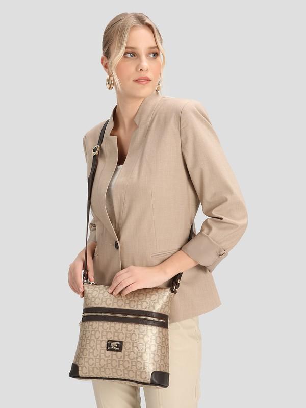 Pierre Cardin Kadın Çanta Altın Yazılı 05PO16K1339-AL A