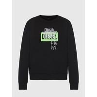 Diesel A00264.Iajh.9Xx Kadın Sweatshirt