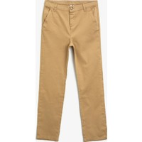 Koton Pamuklu Basic Cepli Pantolon