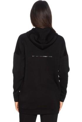 Guess O0BA58.K7UW0.JBLK Kadın Sweatshirt