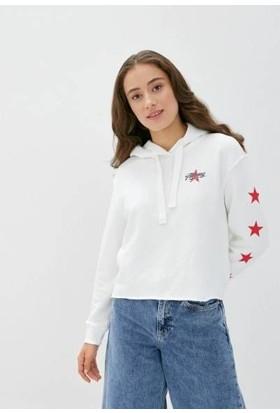 Tommy Hılfıger DW0DW08557.YBR Kadın Sweatshirt