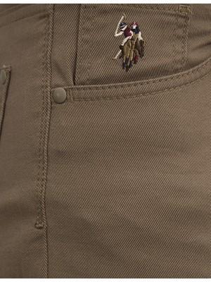 U.S. Polo Assn. Kahverengi Chinos 50225574-VR163