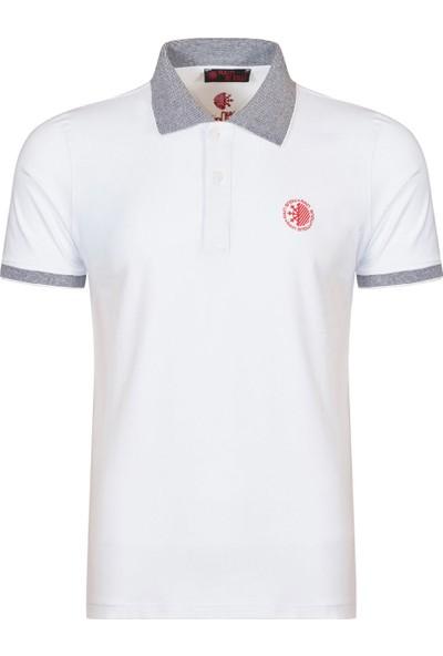 Raınsnow Erkek Polo Yaka T-Shirt