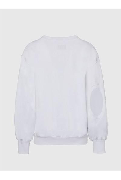 Diesel A00154.Nazq.100 Kadın Sweatshirt