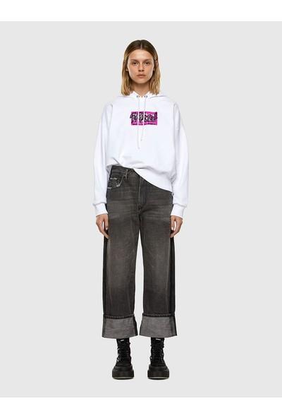 Diesel A00263.Iajh.100 Kadın Sweatshirt