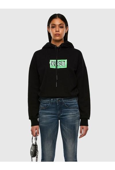 Diesel A00263.Iajh.9Xx Kadın Sweatshirt