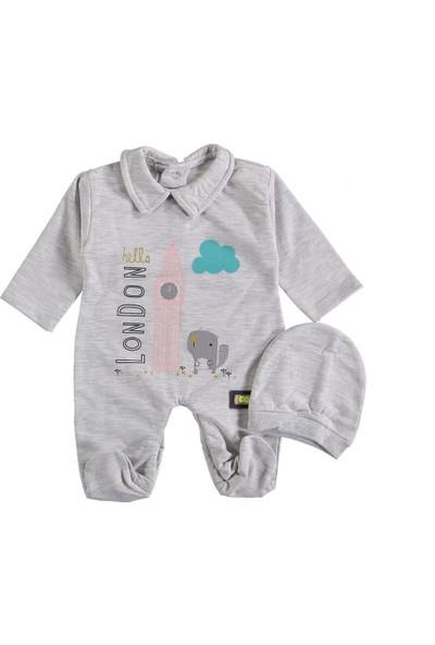 Happy Baby Hello London Erkek Bebek Tulum 306908