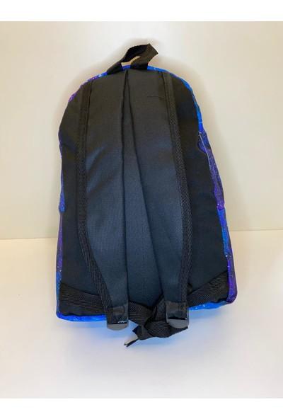 Makko Polo Blackpink Baskılı Sırt Çantası