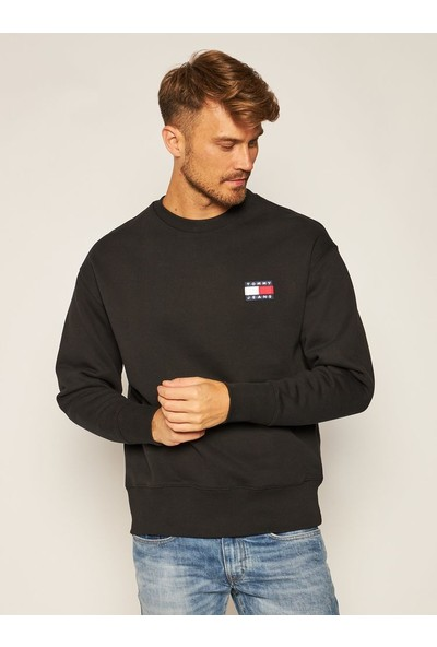 Tommy Hılfıger DM0DM06592.BDS Erkek Sweatshirt