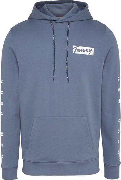 Tommy Hılfıger DM0DM08406.C0Z Erkek Sweatshirt