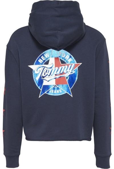 Tommy Hılfıger DW0DW08557.C87 Kadın Sweatshirt