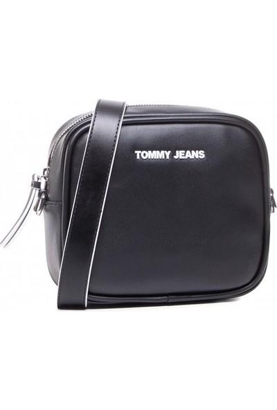 Tommy Hılfıger AW0AW08959.BDS Tjw Femme Pu Crossover Kadın Çanta