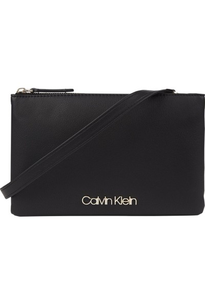 Calvin Klein K60K607019.BAX Ew Crossbody Double Kadın Çanta