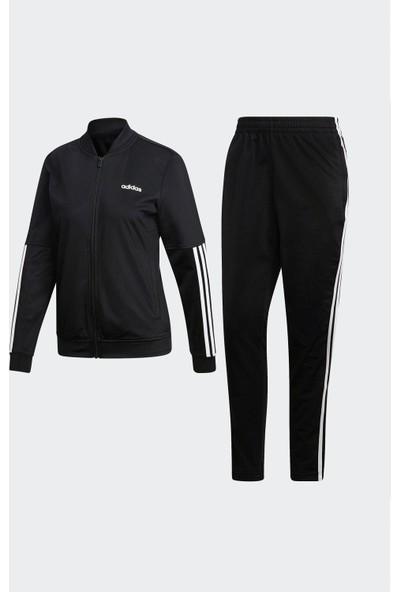 Adidas DV2428 Adidas Wts BACK2BAS 3s Kadın Eşofman Takım Black