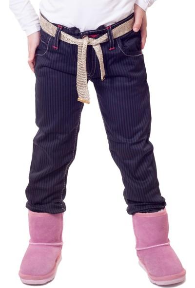Bani Kids Içten Ayarlamalı Siyah Kot Pantolon