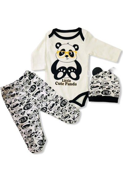Mini Bird Pandalı Zıbın Takımı