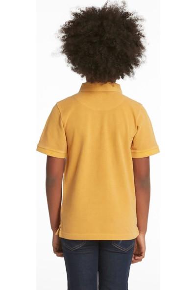 Ruck & MaulErkek Çocuk Polo Yaka T-Shirt T-Adcj0102281