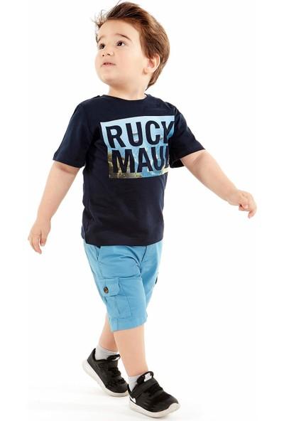 Ruck & MaulErkek Çocuk T-Shirt T-Adcj0302545