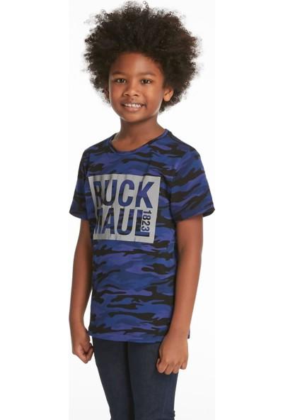 Ruck & MaulErkek Çocuk T-Shirt T-Adcj0302544