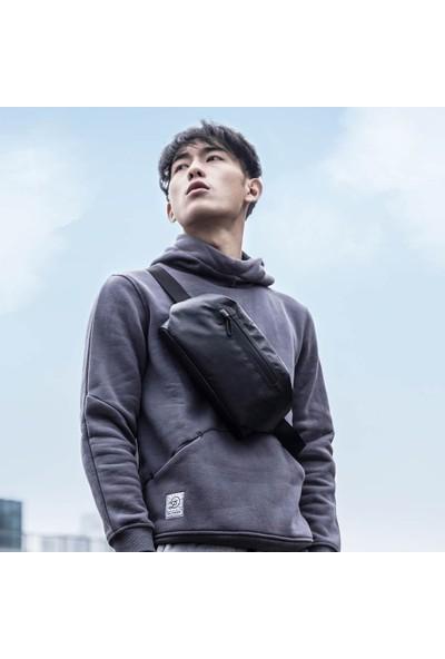 Xiaomi 90FUN Bel Çantası Moda Fonksiyon Uyarı Işığı