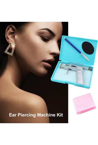 Anself Kulak Piercing Makinesi Kiti Emniyet Kulak Burun Göbek