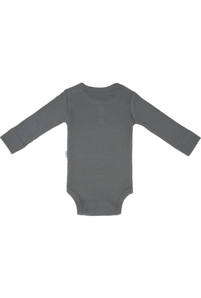 Baboo Modal Kumaş Uzun Kollu Body