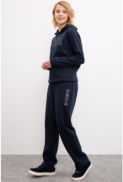U.S. Polo Assn. Lacivert Örme Pantolon 50232121-Vr033