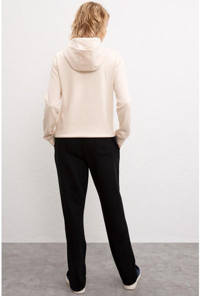 U.S. Polo Assn. Siyah Örme Pantolon 50232121-Vr046