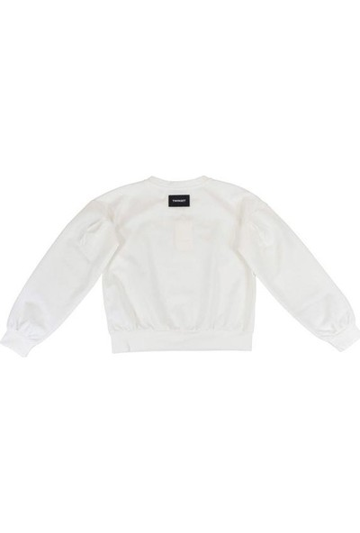 Twın Set Kız Çocuk Knıtted SweaT-Shirt 202Gj2702